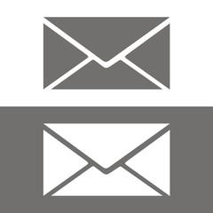 Icono mail BN