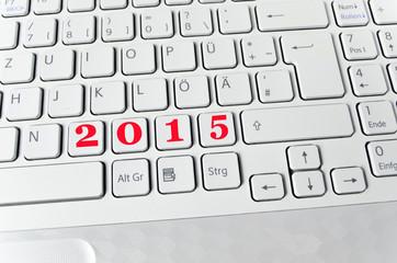 Helle Tastatur: 2015