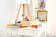 Professional art studio