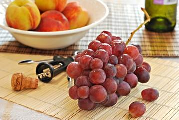 grappolo d'uva rosè