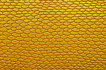 Snakeskin texture leather, can be used as background