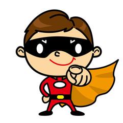 SDヒーロー