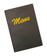 Plastic Menu Cover - 74457425