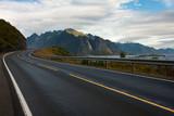 Lofoten road