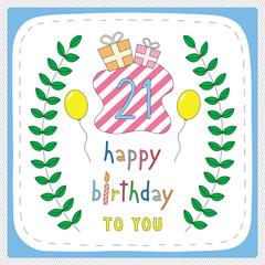 Happy birthday21