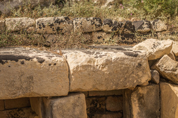 Ancient Megalithic Ruins on the Iof Gozo