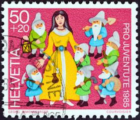 Snow White and the Seven Dwarfs (Switzerland 1985)