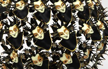 Maschera di Carnevale, Discoteca, Party