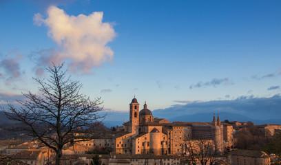 Antica città di Urbino