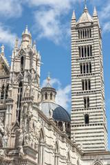 Italy, Tuscany, Siena - World Heritage Site .