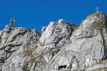 Top of the Mt. Pilatus