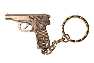 Trinket for the keys as a TT pistol