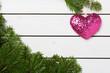 canvas print picture - Weihnachten, Fest der Liebe