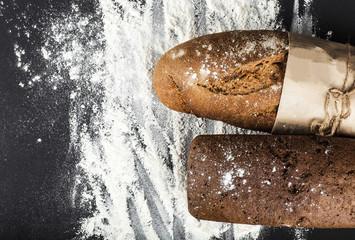 two black bread