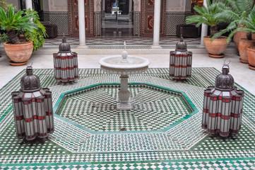 Fontana marocchina 2