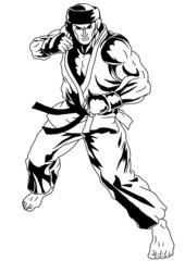 oriental combat sport