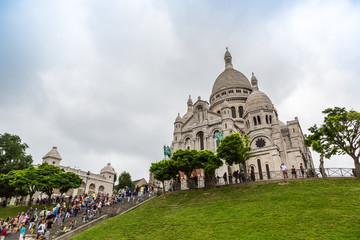 Basilica of the Sacred Heart of Jesus in Paris