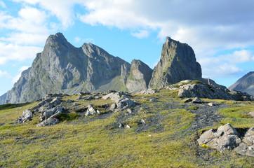 Пейзажи Исландии, горы
