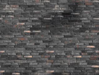 Grunge bricks wall texture.