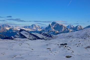 Trentino, veduta dolomitica