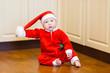 Little baby Santa