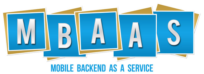 MBaaS - Mobile Backend As A Service Blue Blocks