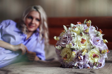 bouquet for newborns