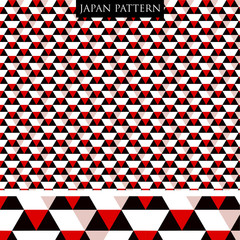 POLYGON PATTERN japan