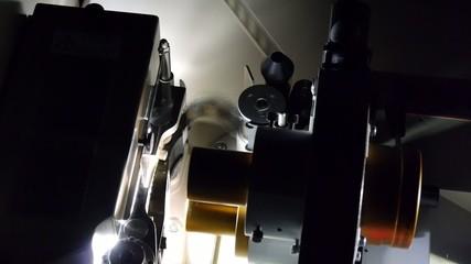 35mm cinema machine