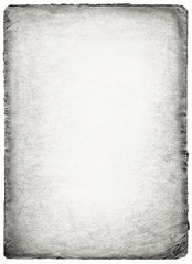 Black and white paper