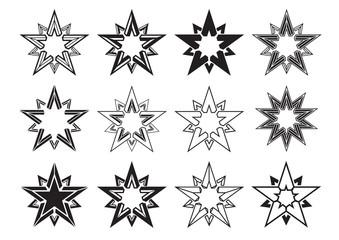 Star Symbol Set2