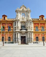 Palacio de San Telmo, Sevilla, España