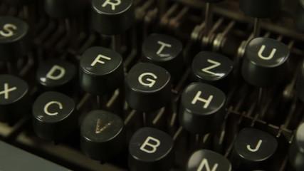vintage typewriter opener