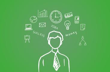 Statistik / Erfolg / Idee