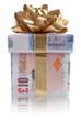 Money gift box