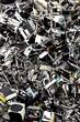 canvas print picture - Metallschrott