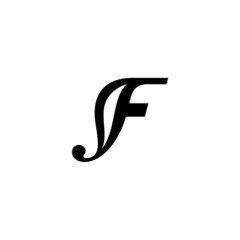 Sign the letter F