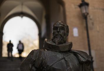 Cervantes in Toledo