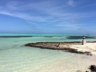 Lagoon in Bonaire