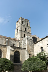 The Church of Saint Trophime in Arles, France