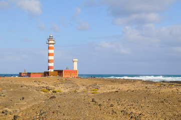 El Toston lighthouse