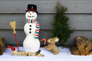 Seasons Greeting Decoration