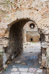 Entrance to the old fortress