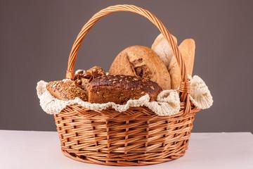 Корзина хлеба