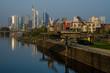 Morgenstimmung Frankfurt am Main
