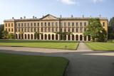 Fototapeta New Building of Oxford Magdalen College,