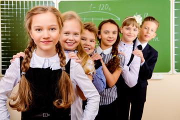 teenagers uniform