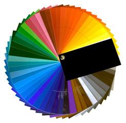 Color Swatch Cutout