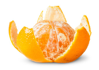 Partially Purified Juicy Tangerine