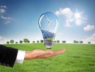 Erneuerbare Energien / Solar / Windkraft